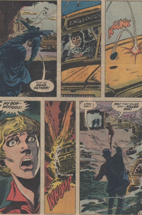 the phantom stranger (1969) 11 - 11