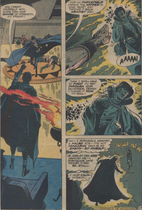 the phantom stranger (1969) 11 - 22