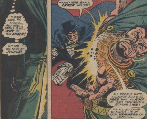 the phantom stranger (1969) 11 - 24