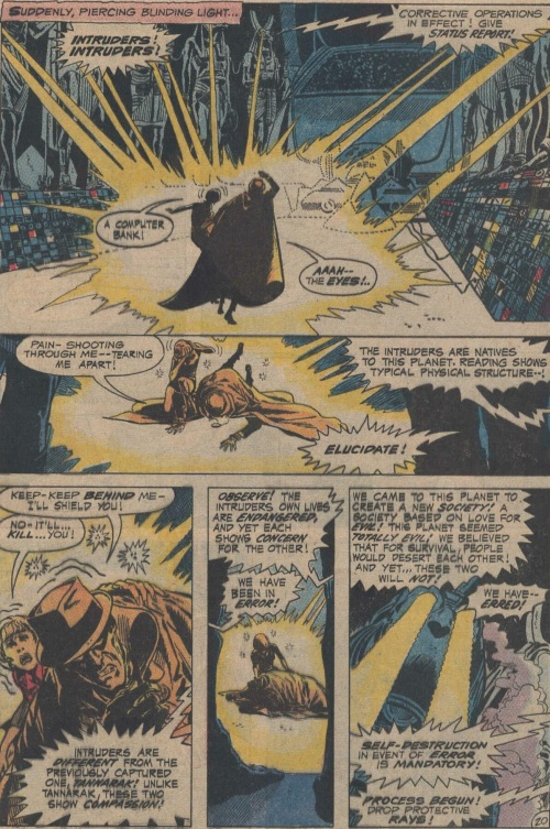 the phantom stranger (1969) 11 - 27