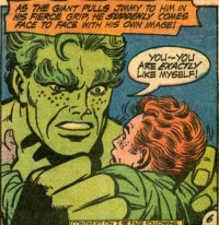 jimmy olsen 136-06 the saga of the dnaliens