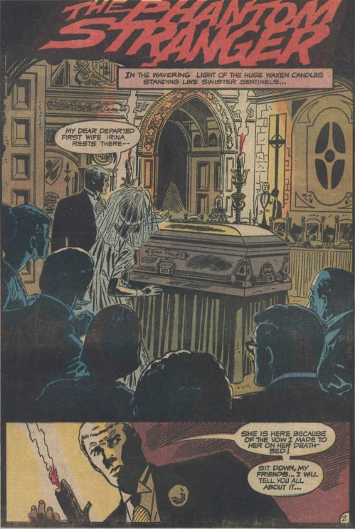 the phantom stranger (1969) 12 - 02