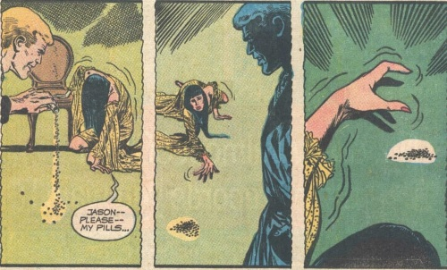 the phantom stranger (1969) 12 - 15
