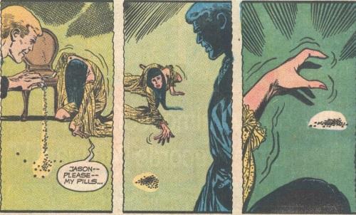 the phantom stranger (1969) 12 - 15