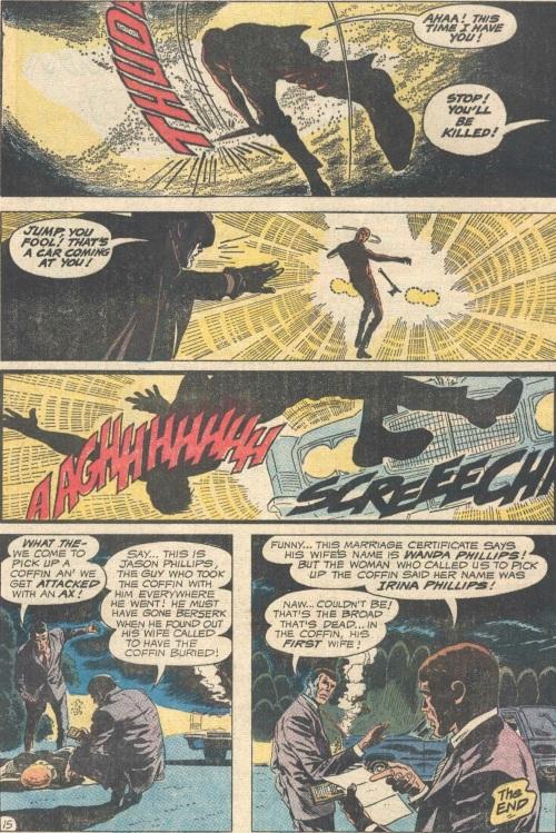 the phantom stranger (1969) 12 - 19