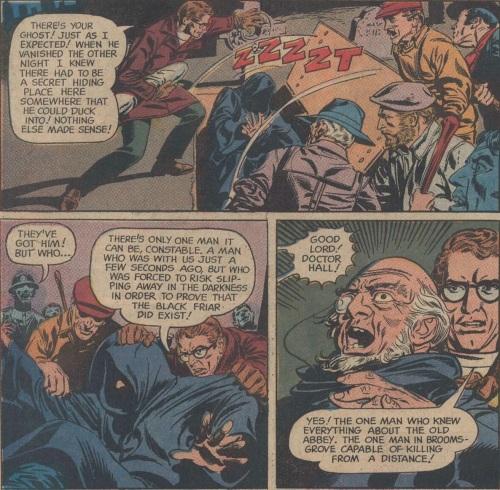 the phantom stranger (1969) 12 - 28
