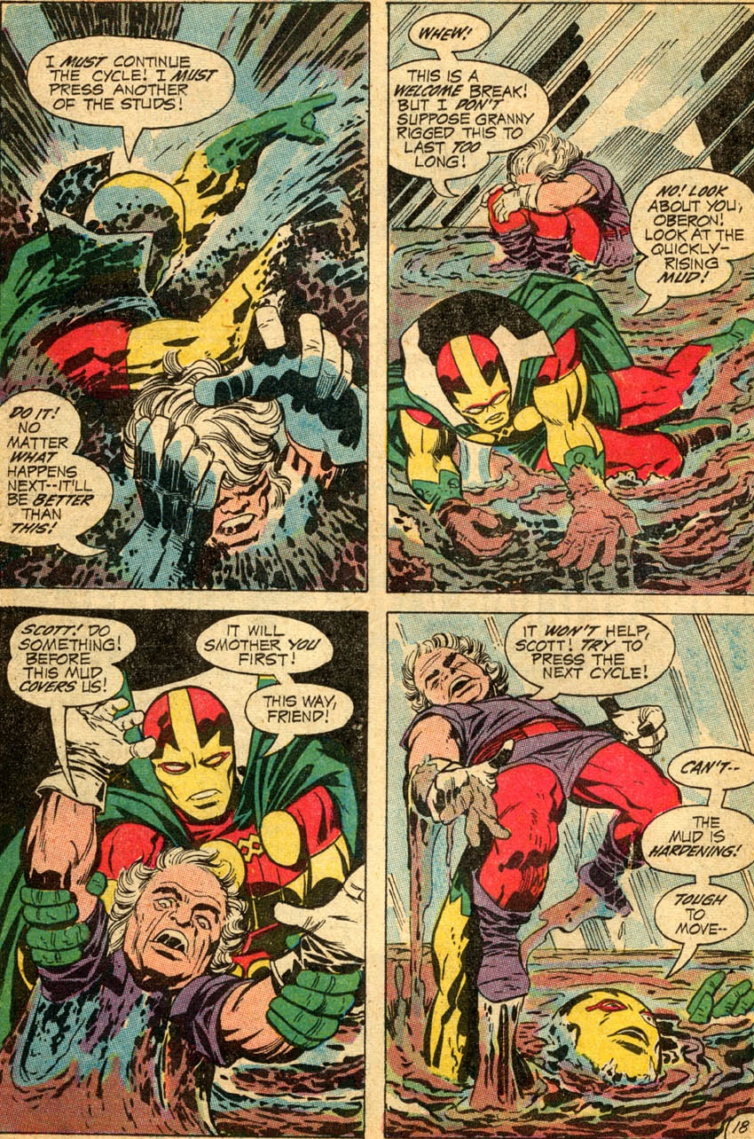 mr miracle 02-18 x-pit