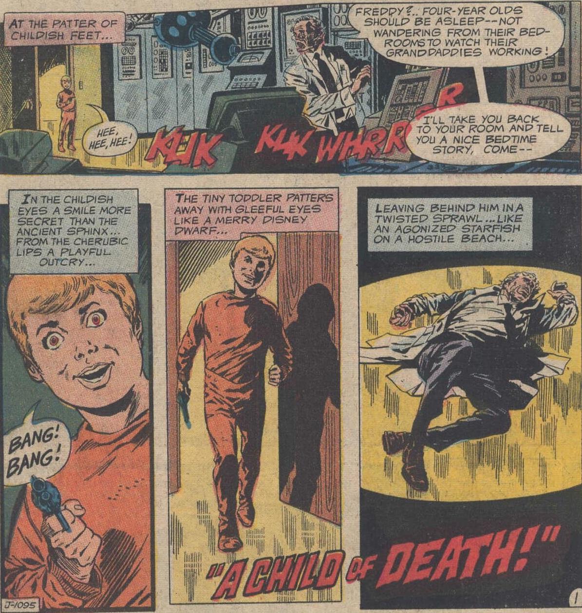 the phantom stranger (1969) 13 - 01