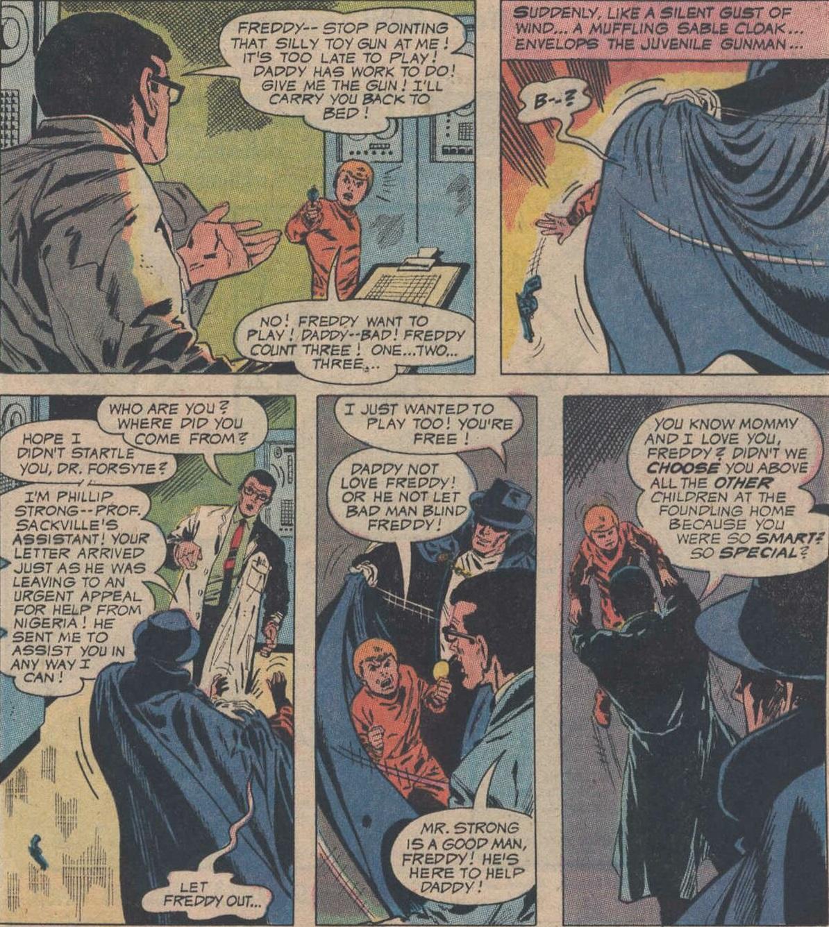 the phantom stranger (1969) 13 - 11