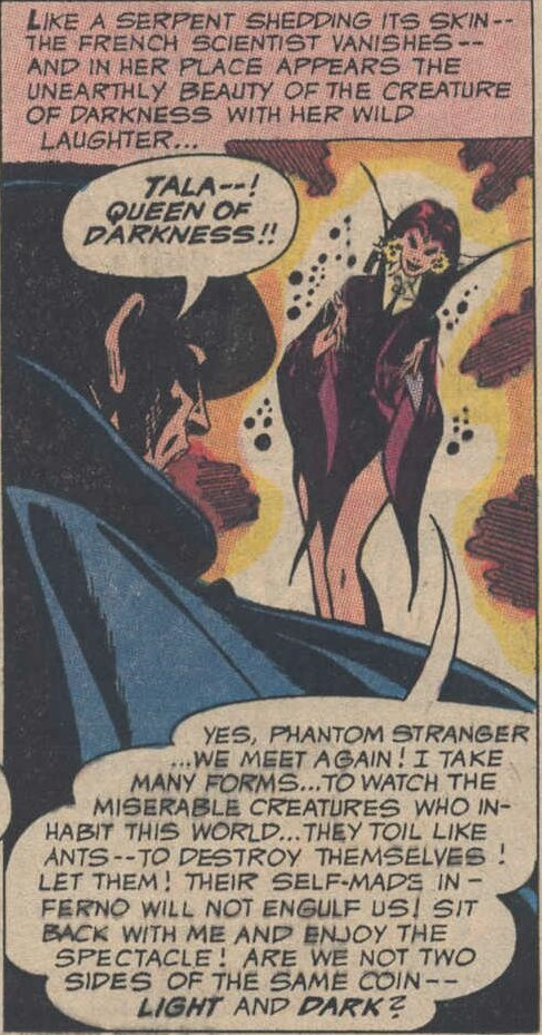 the phantom stranger (1969) 13 - 22