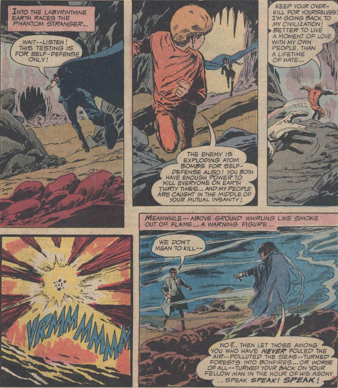 the phantom stranger (1969) 13 - 23