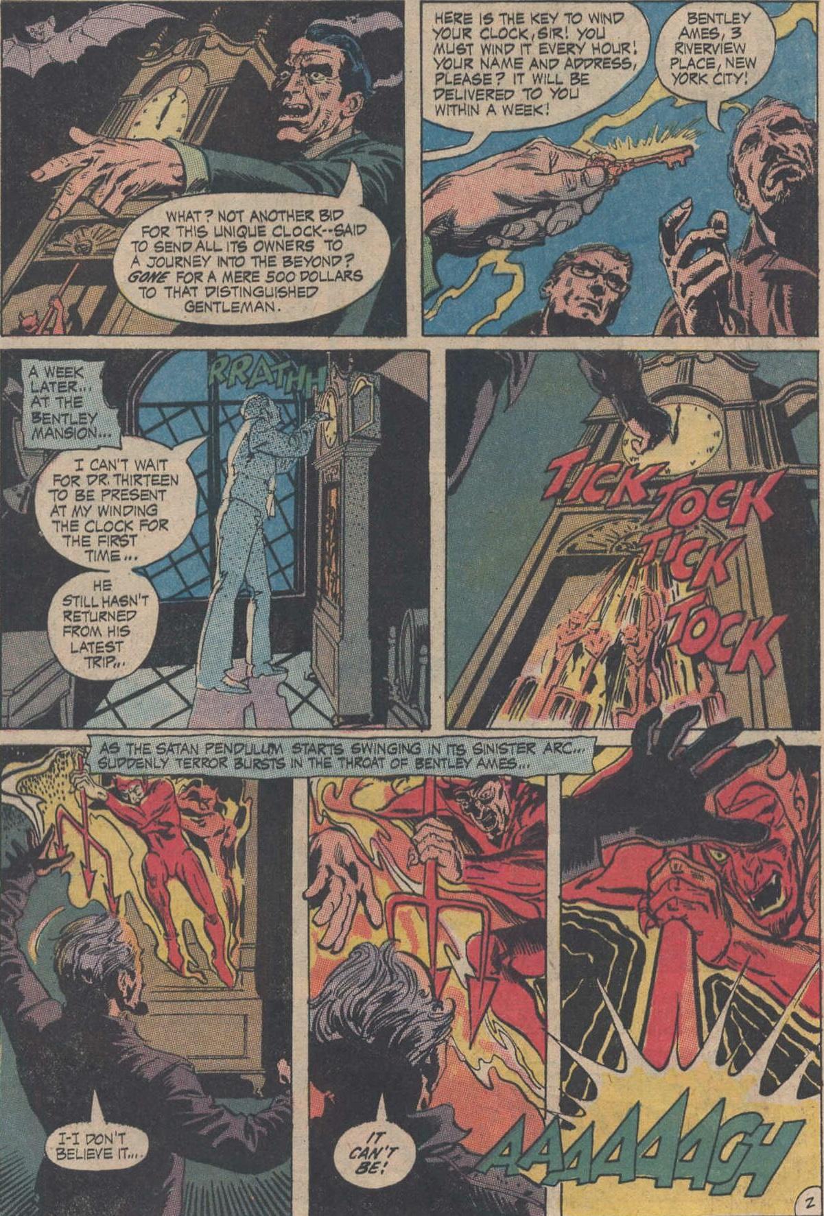 the phantom stranger (1969) 13 - 26