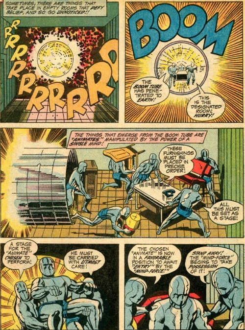 mr miracle 03-01 the paranoid pill