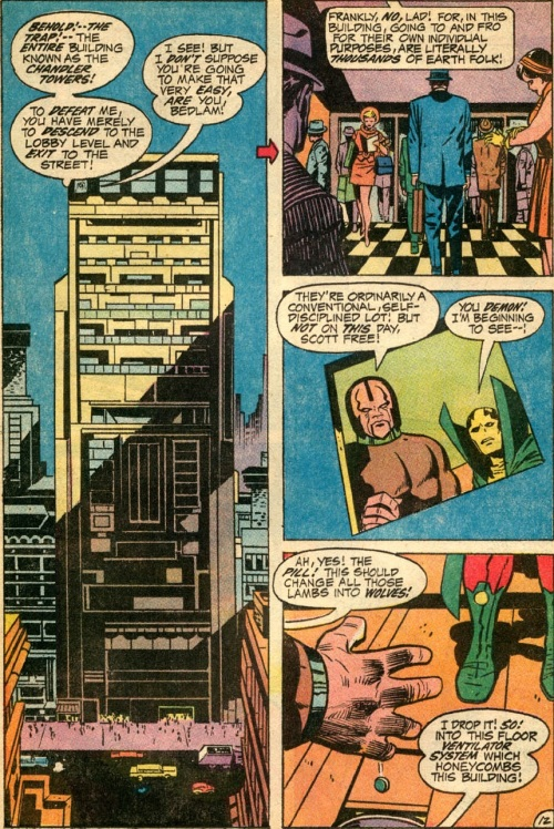 mr miracle 03-12 the paranoid pill