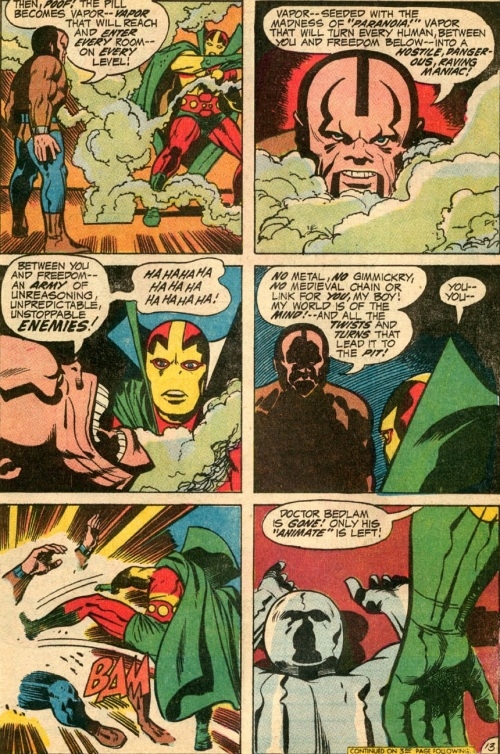 mr miracle 03-13 the paranoid pill