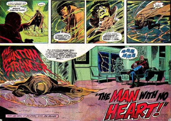 the phantom stranger (1969) 14 - 02 & 03