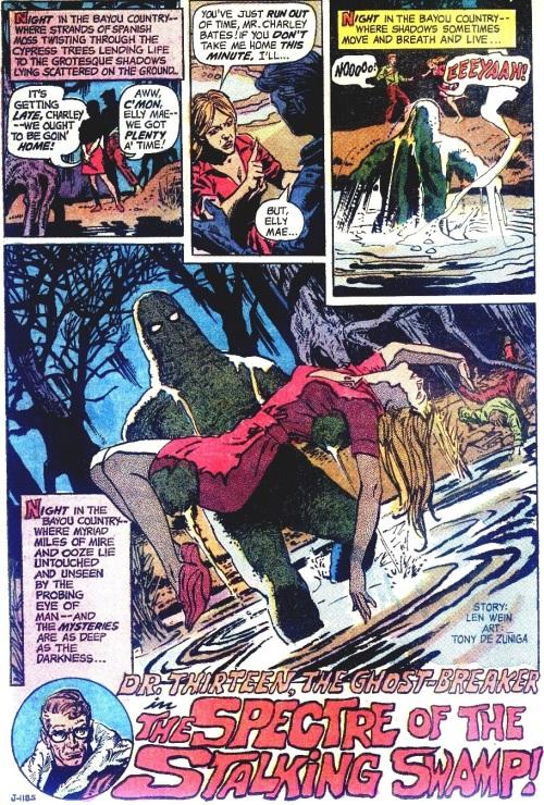 the phantom stranger (1969) 14 - 20