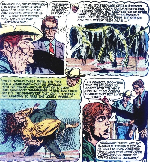 the phantom stranger (1969) 14 - 21
