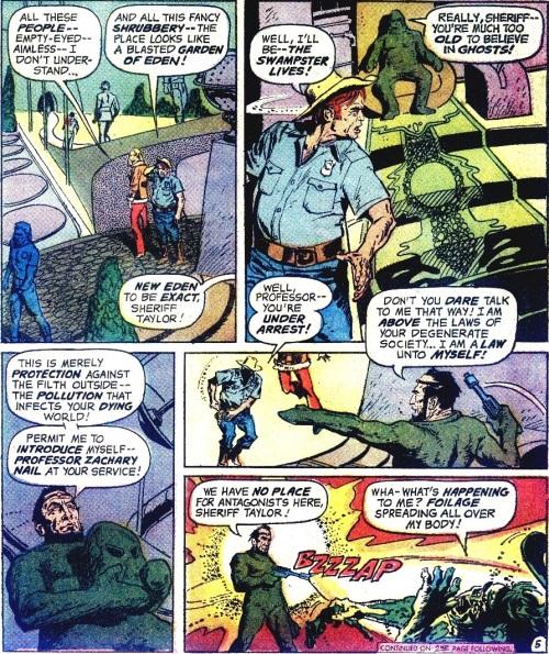 the phantom stranger (1969) 14 - 25