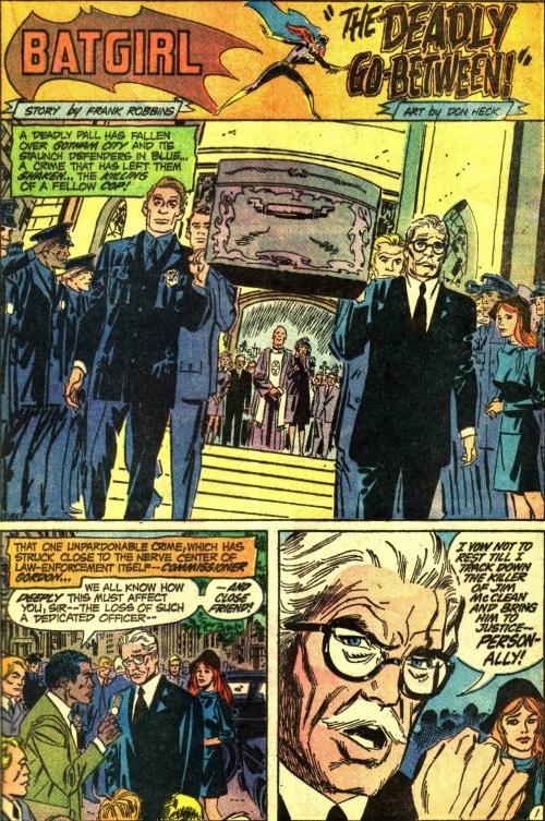 Detective Comics 416-18