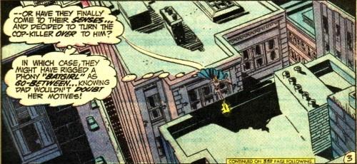Detective Comics 416-20