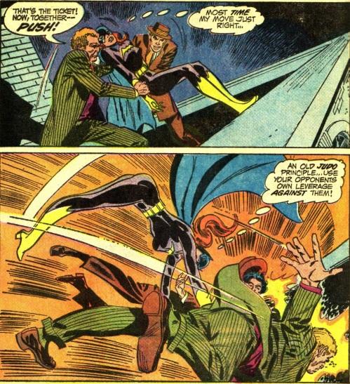 Detective Comics 416-23