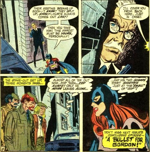 Detective Comics 416-25