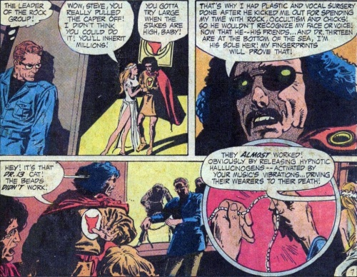 the phantom stranger (1969) 15 - 35